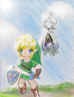 LoZ: Skyward Sword by ColeyCannoli