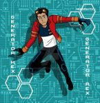 Generator Rex 2 by 4eknight11