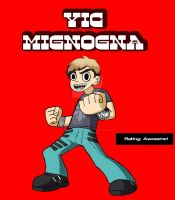 Vic Mignogna vs the World by Kenichi-Shinigami