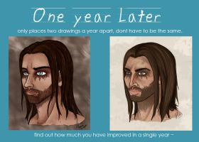 One Year Later: Farkas by Marna-Eileen