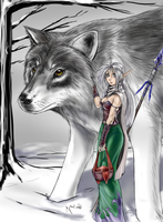 Red Riding Hood MAX by AphexAngel