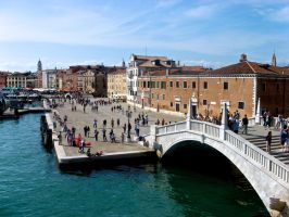 Another view of Venice by hellslord
