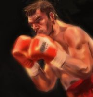 boxer by punchyninja