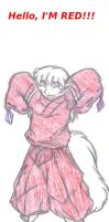The Fire Rat robe...is too big by Booboo-kitty-cat