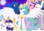 Protectors of Equestria by JennieOo