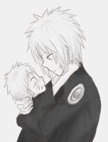 Father and Son by Shivitan