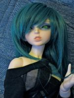 Midnight my ball jointed doll by midnightstrinkets