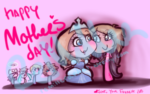 happy mother's day from your favorite by Areonn