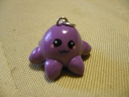 Octopus Charm by chibimemories