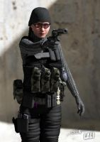 Tactical Lali 1 by erogenesis-art