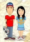 T Couple by THENU