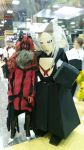My Yveltal Cosplay and (found) Sephiroth by Nullvoidgasmask