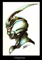 guyver one by Yaquob