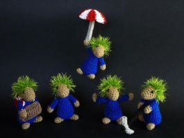 Lemmings by LunasCrafts