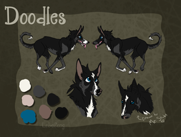 Doodles Ref by LoboSong