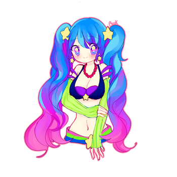 arcade sona by blossomlikereadbook