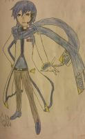 Vocaloid Series - 4 - Kaito by Some-Genius