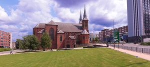 Church Panorama by xQUATROx