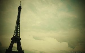Tour Eiffel by Deeo-Elaclaire