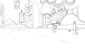 Lullaby Lineworks 2 Luna's Room by Simbaro