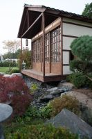 Japanese house by Seafoxmccloud