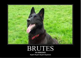 Brutes on Ambushes by Thrythlind