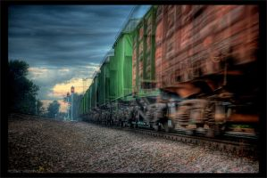 Ghost Train by restive-wench