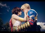 Tidus and Yuna - Welcome Home by Narga-Lifestream