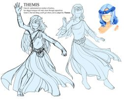Smite: Themis by Zennore