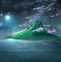 Photoshop Scenery 3 by HaydenM