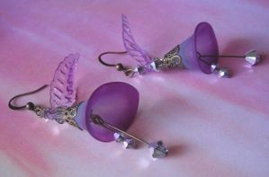 Fairy Dust Earrings by LKJSlain
