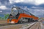 Southern Pacific 4449 HDR by the-railblazer