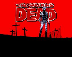 The Walking Dead Wallpaper 1 by n00bzilla