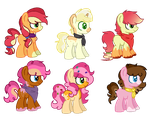 Commission Shipping Adopts - [OPEN] by Pikadopts