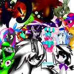 All my Oc by ShawarmaCat