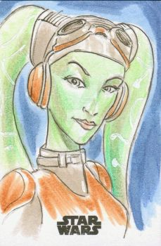 Hera Syndulla by AIart