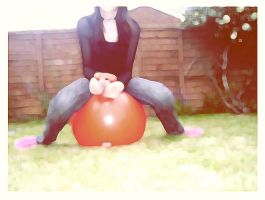 Space Hopper. by Helen--127