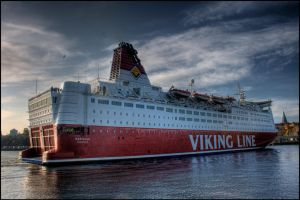 The Vikings has arrived by Chribba