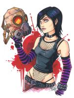 marker: Cassie Hack by KidNotorious