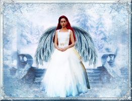 Angel of the Winter by sternenfee59