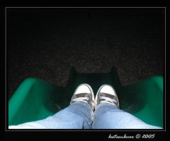 shoes and the slide by hutsonlover