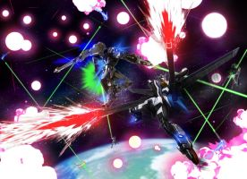 Gundam SEED A-STAR-18 by csy5150