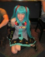 Vocaloid Cosplay Photo Contest - #38 Madisyn Dunn by miccostumes