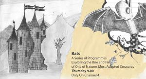 Bats Poster by spud1077