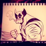 Wolverine : The Last Clawbender by Zatransis