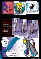 Maybe it was Fated #9 by DeadlyObsession