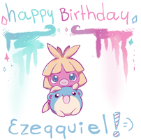:gift: happy birthday ezeqquiel! by kori7hatsumine