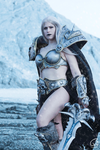 All life, must end.. Lich Queen! by kyara17