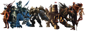 Demigod Icons by benkral