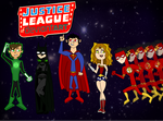 Justice League of deviantART by Luck-Lupin